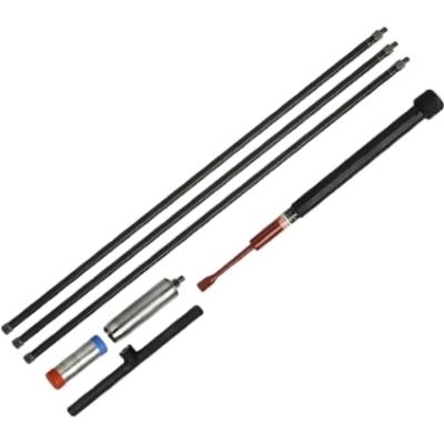Ams stainless steel 2 x 6 core sampler w slide hammer for 0200 soil core sampler
