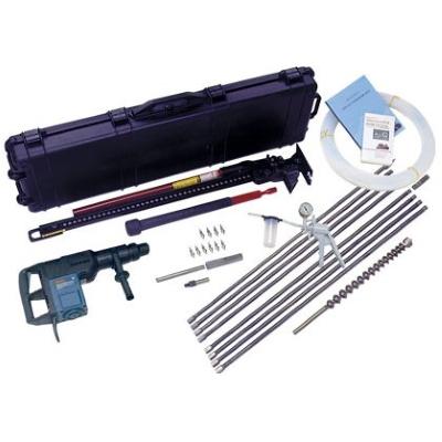 Ams Soil Vapor Probe Kit With Hammer Drill Rental Enviro