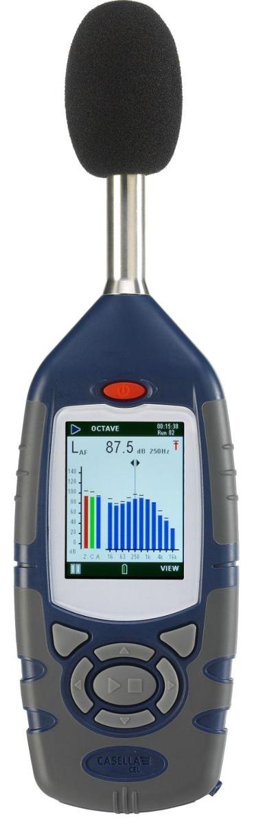 Casella Cel 62x Sound Level Meters Enviro Equipment Inc