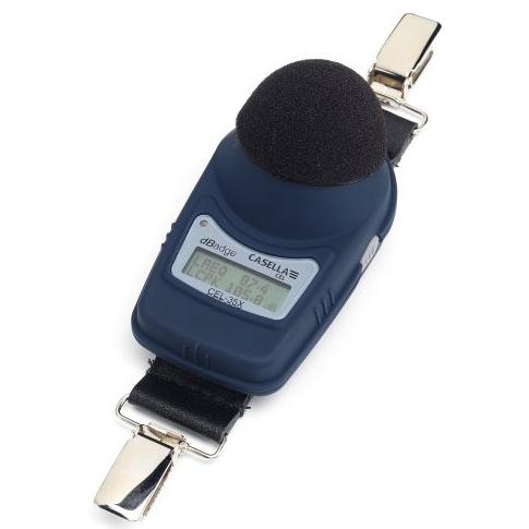 Used Casella CEL 350 Noise Dosimeter Kit