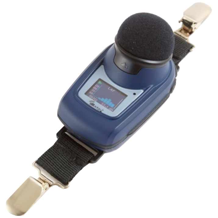 Casella Dbadge2 Noise Dosimeters Enviro Equipment Inc