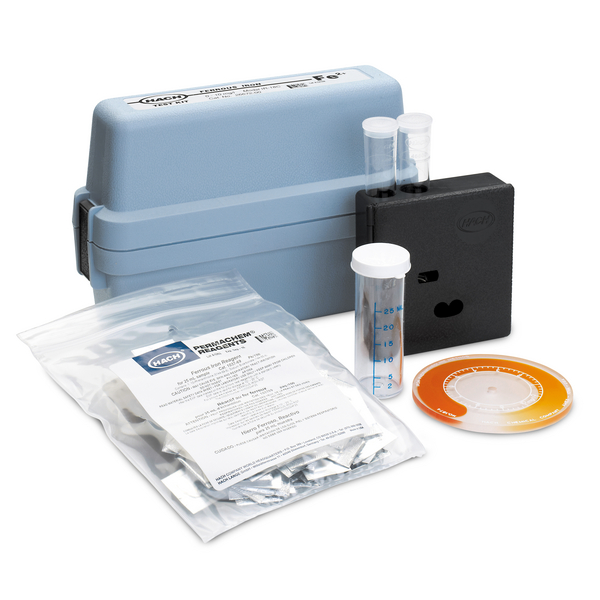 Hach Ferrous Iron Test Kit Rental Enviro Equipment Inc