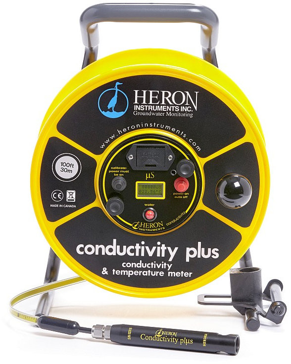 Heron Conductivity Plus Water Level Meter | Enviro-Equipment