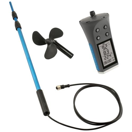 Water Flow Velocity Meter : Jdc flowatch surface water flow meter rental enviro