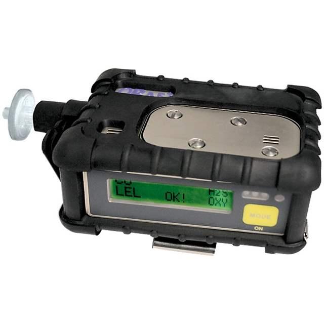 Rae Systems Qrae Plus 4 Gas Meter Enviro Equipment Inc