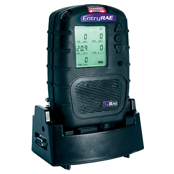 4 Gas Meter : Rae systems entryrae gas meter w pid enviro equipment