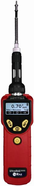 Rae Systems Ultrarae 3000 Benzene Pid Monitor Enviro