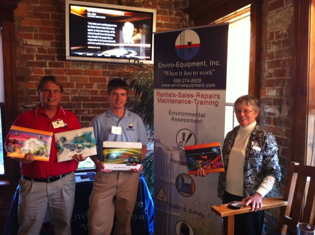Earth Science Kit AEG Donation