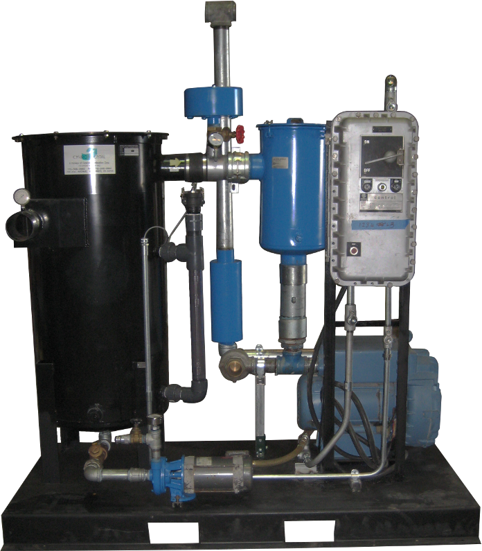 Soil vapor extraction remediation system rentals enviro for Soil as a system