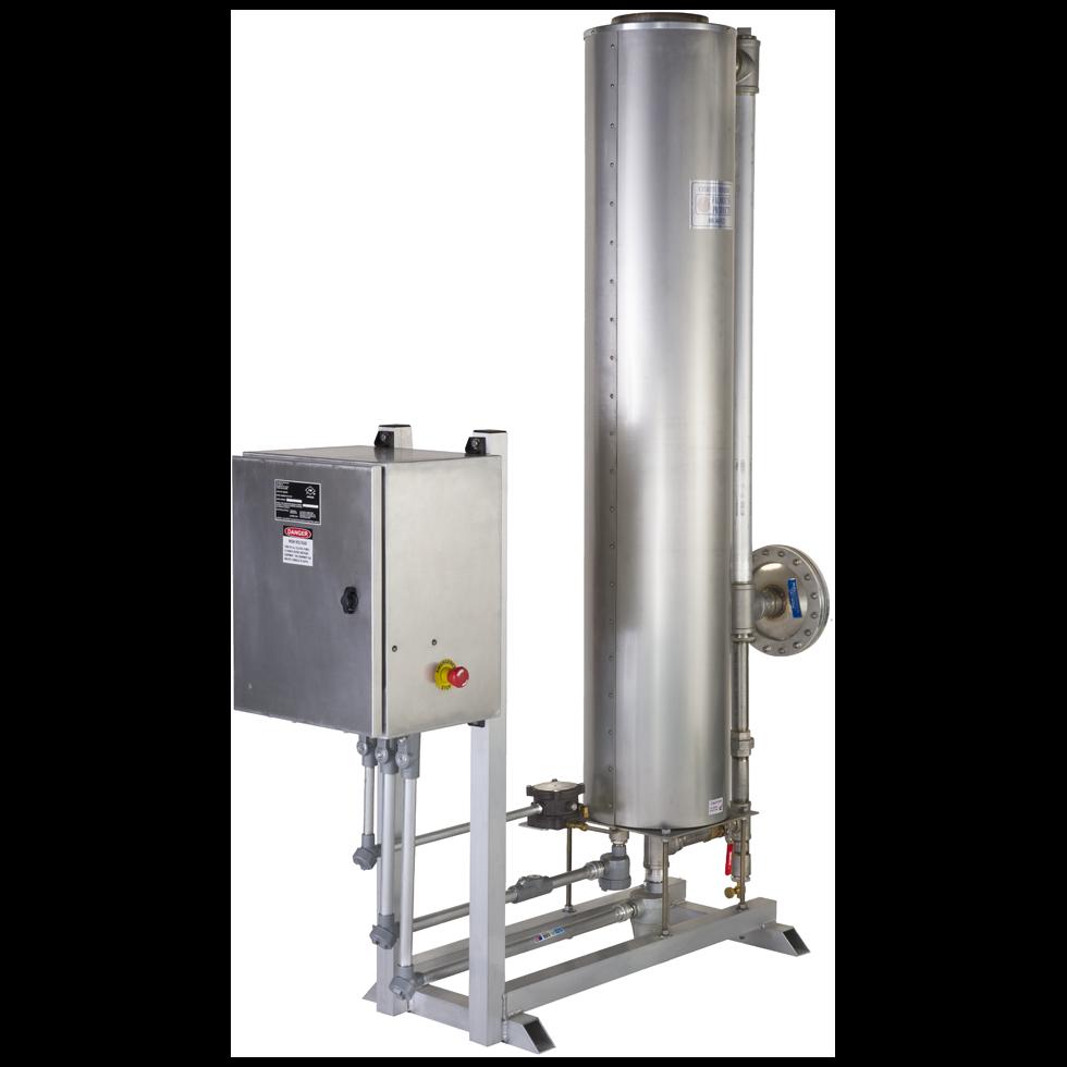 Falmouth falco catalytic oxidizers enviro equipment inc for Soil vapor extraction