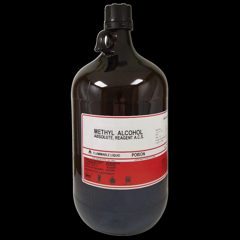 Methyl Alcohol Enviro Equipment Inc