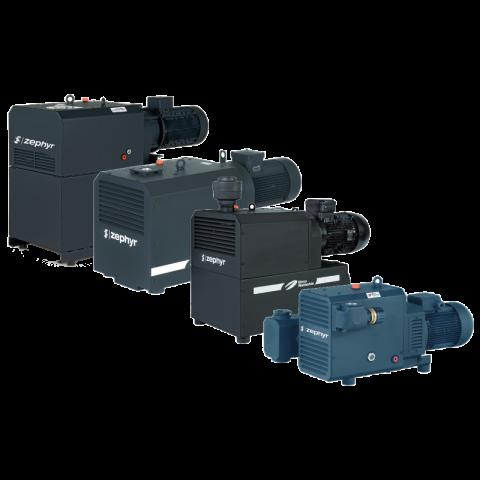 Elmo Rietschle C VLR Claw Vacuum Pumps