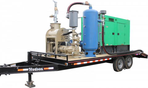 Dual Phase Extraction Remediation System Rentals