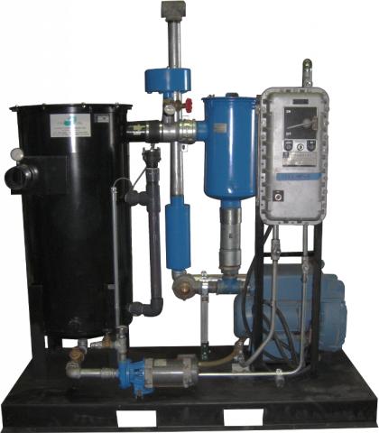 Soil Vapor Extraction Remediation System Rentals