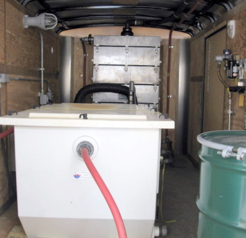 Pump and Treat Remediation System Rentals