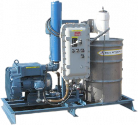 Used Soil Vapor Extraction