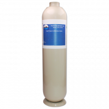 100 ppm Methane (CH4) Calibration Gas