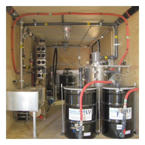 Dual Phase Extraction Remediation Systems