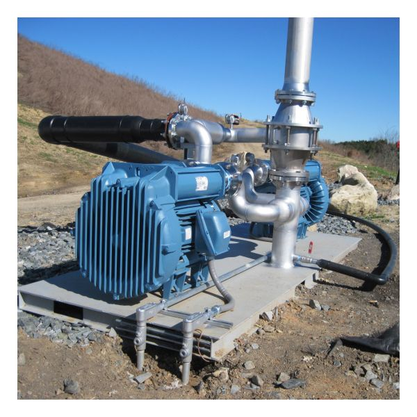 Landfill Gas Extraction Systems