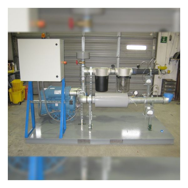 Sub Slab Depressurization Systems