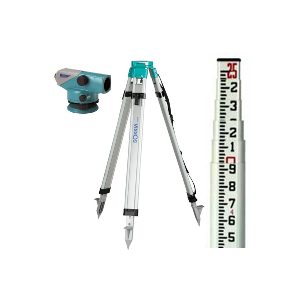 Auto-Level Surveying Equipment Rental