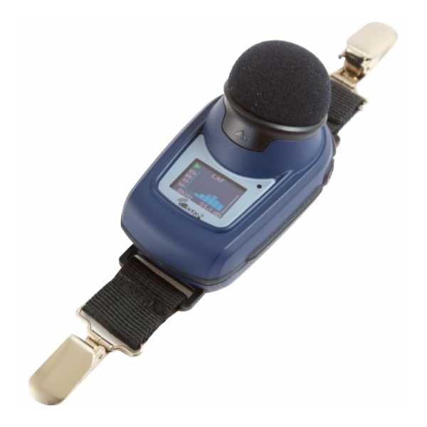 Casella dBadge2 Noise Dosimeters