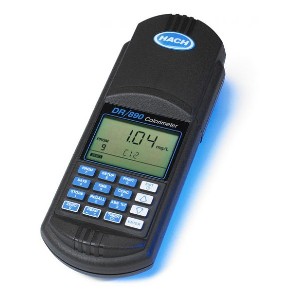 HACH DR 890 Colorimeter Rental