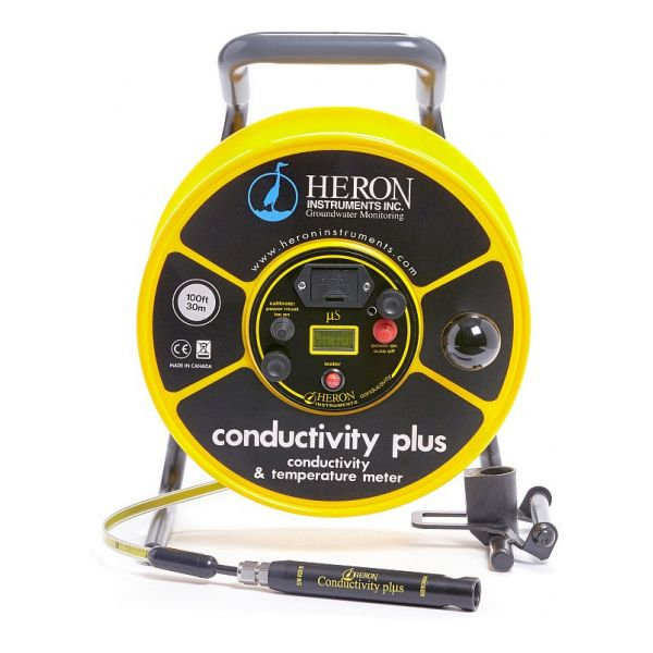 Heron Conductivity Plus Water Level Meter