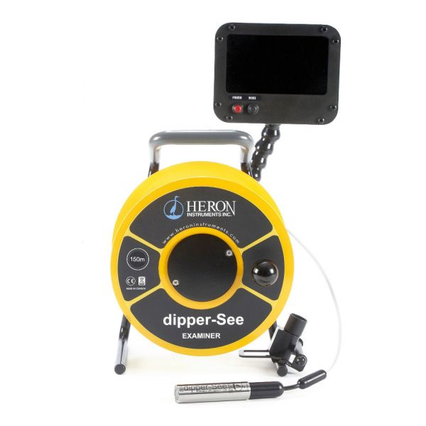 Heron Dipper-See Downhole Inspection Camera Rental