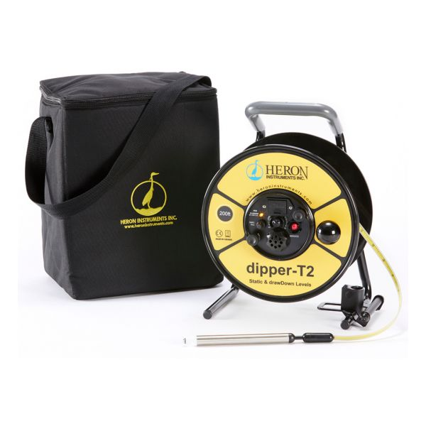 Heron Dipper-T2 Water Level Meter with case
