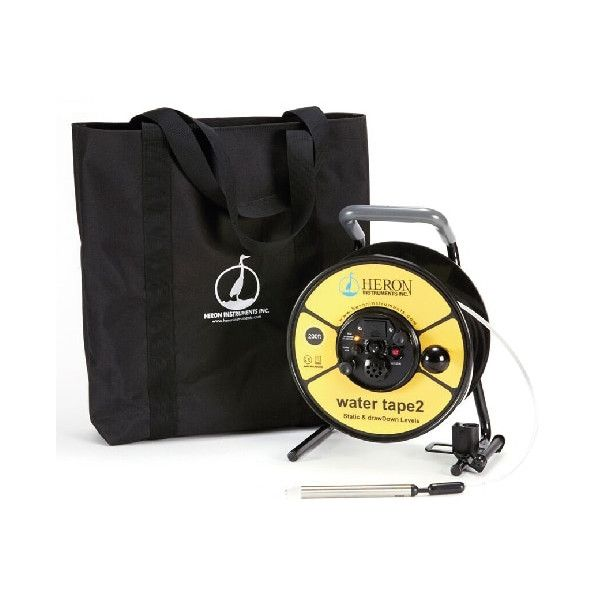 Heron Water Tape2 Water Level Meter with Bag