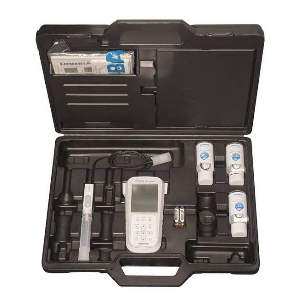 Horiba PH-120 pH / ORP Meter - Case