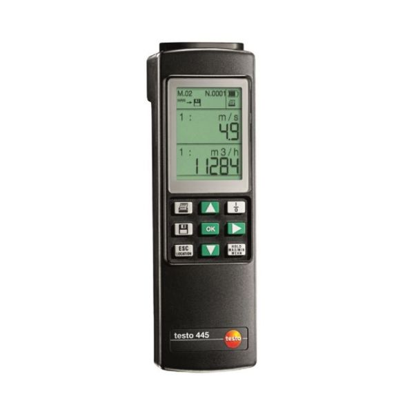 Testo 445 Indoor Air Quality Meter