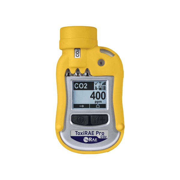 RAE Systems ToxiRAE Pro Carbon Dioxide Monitor Rental