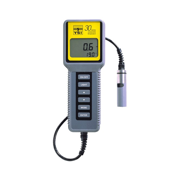 YSI 30 Conductivity Salinity Temperature Rental