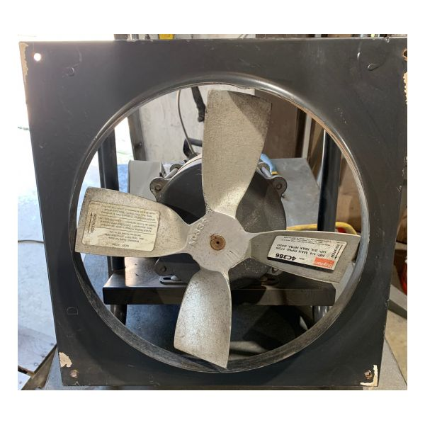 "Used 12"" Dayton XP Exhaust Fan Stock #1379"