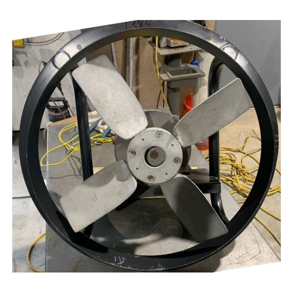 "Used 12"" Dayton XP Exhaust Fan Stock #1384"