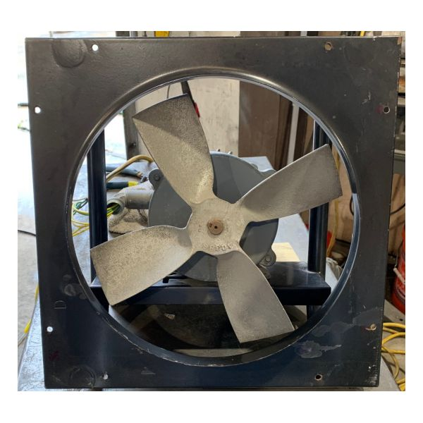 "Used 12"" Dayton XP Exhaust Fan Stock #1386"