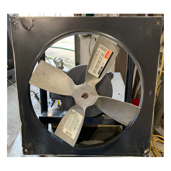 "Used 12"" Dayton XP Exhaust Fan Stock #1387"