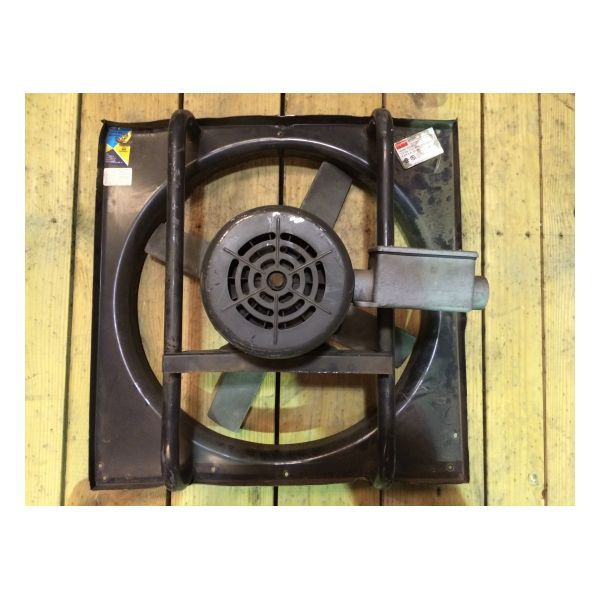 "Used Dayton 20"" XP Exhaust Fan Stock #808"