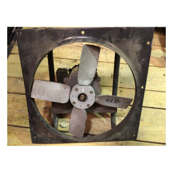 "Used 16"" Dayton XP Exhaust Fan Stock #810"