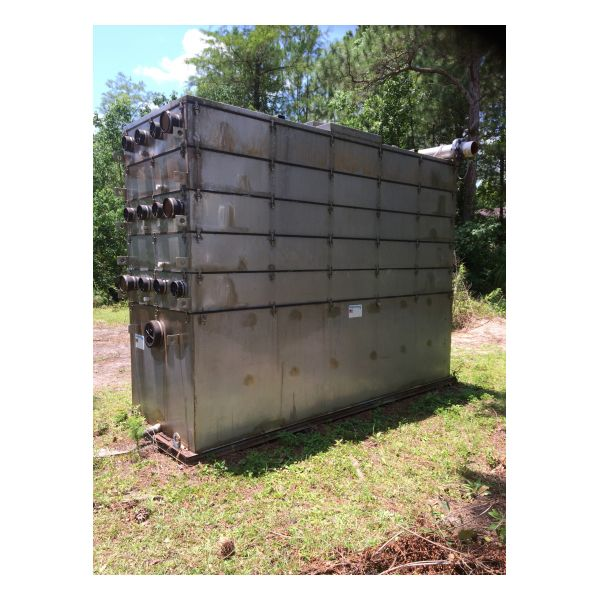 Used Shallow Tray 41251 Air Stripper Stock #1514