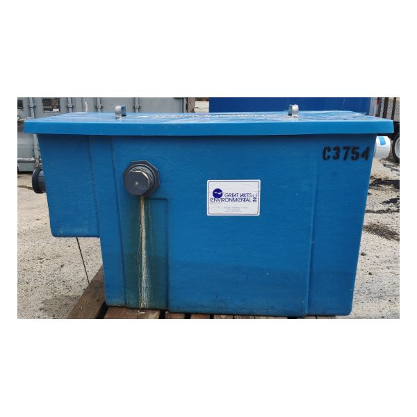 Used Great Lakes SRM 16 Oil Water Separator Stock #1579