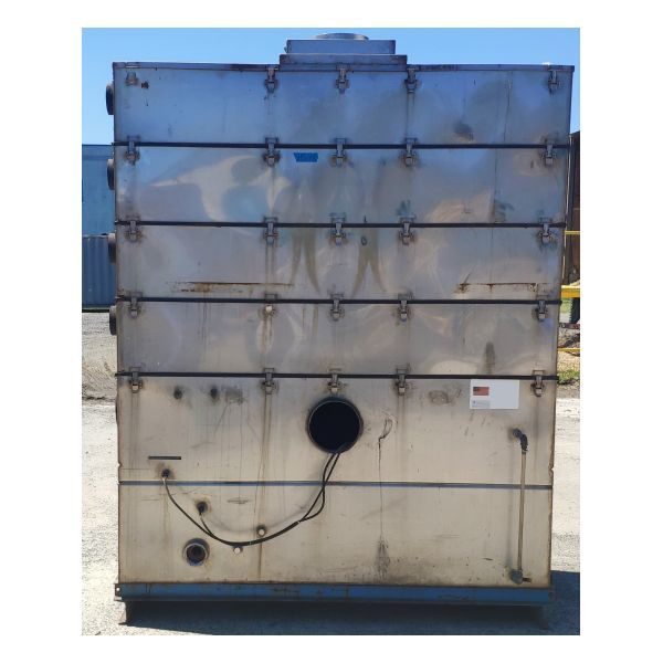 Used Shallow Tray 3641 Air Stripper Stock #1578