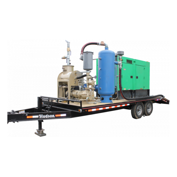 EEI-1292 Dual Phase Extraction System Rental