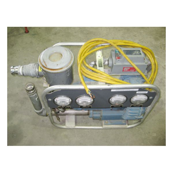 EEI-1035 Soil Vapor Extraction System
