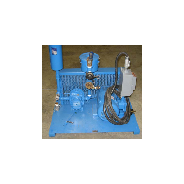EEI-1187 Soil Vapor Extraction System
