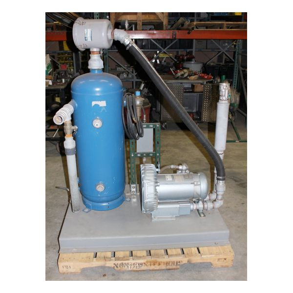 EEI-1201 Soil Vapor Extraction System