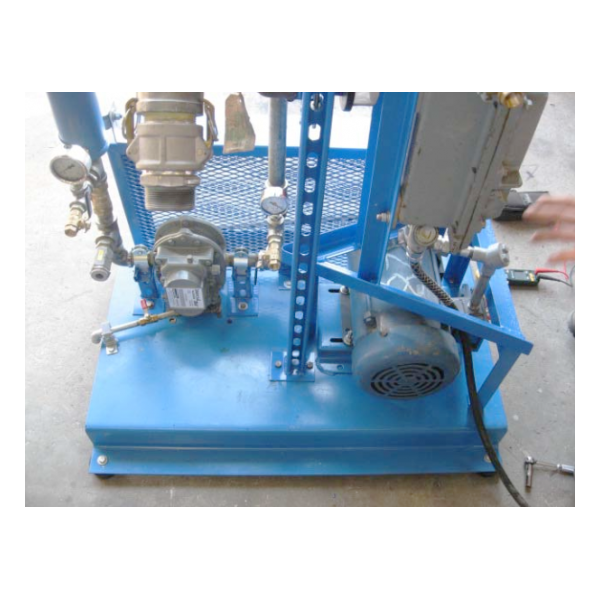 EEI-1207 Soil Vapor Extraction System