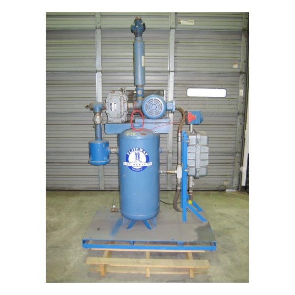 EEI-1212 Soil Vapor Extraction System